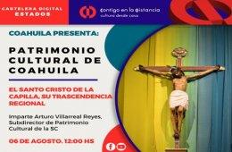 El Santo Cristo de la Capilla, su trascendencia regional