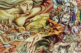Renau y el muralismo en el exilio: diálogos con Siqueiro...