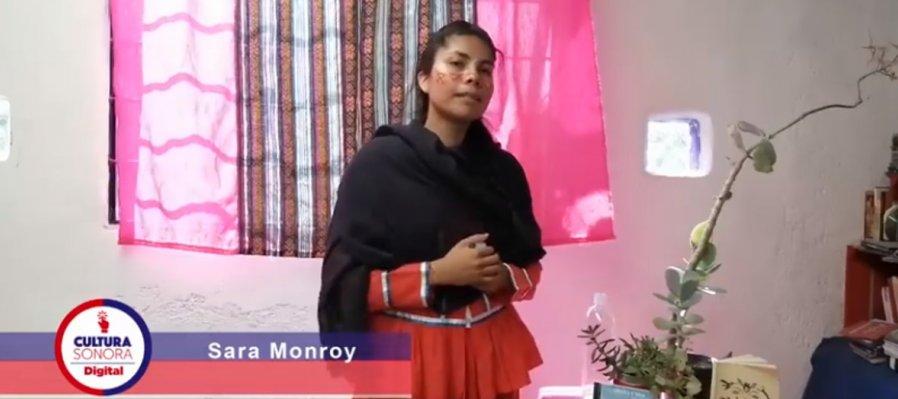 Zara Monrroy presenta Cmaam Icaheme (mujer pueblo)