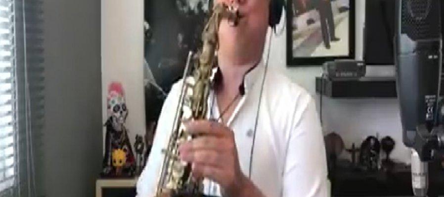 Disney Sax