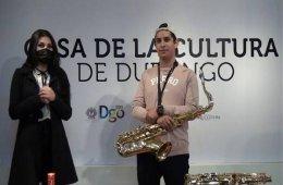 Taller de Saxofón para jóvenes y adultos con el maestro...