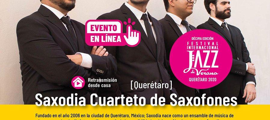 Saxodia Cuarteto de Saxofones