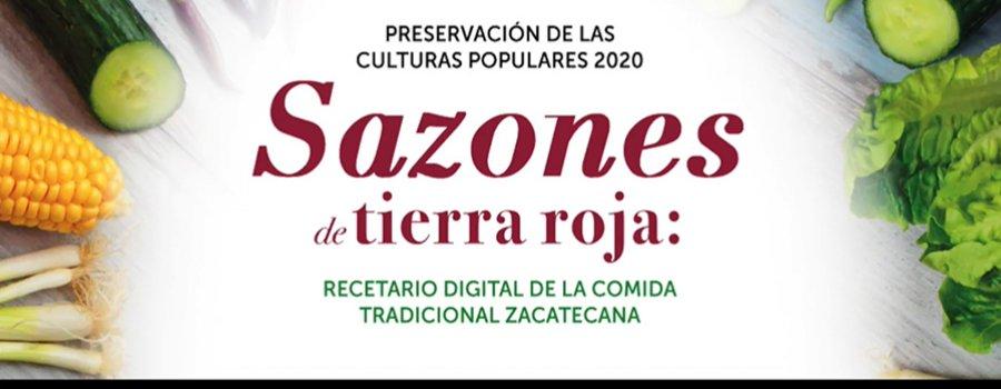 Sazones de Tierra Roja: capirotada regional con dulces típicos zacatecanos