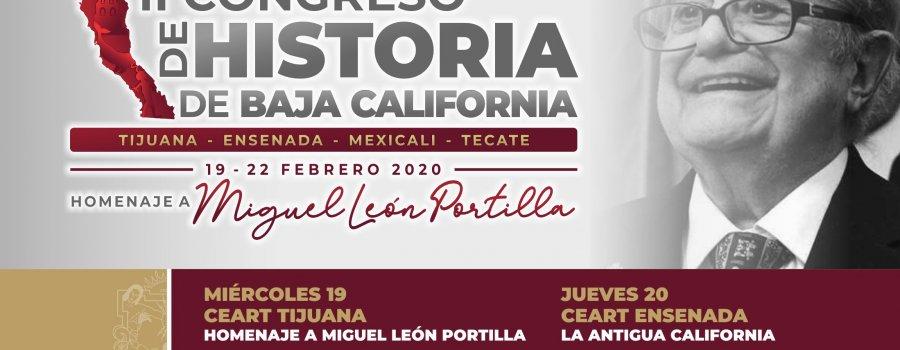 Congreso de Historia de Baja California