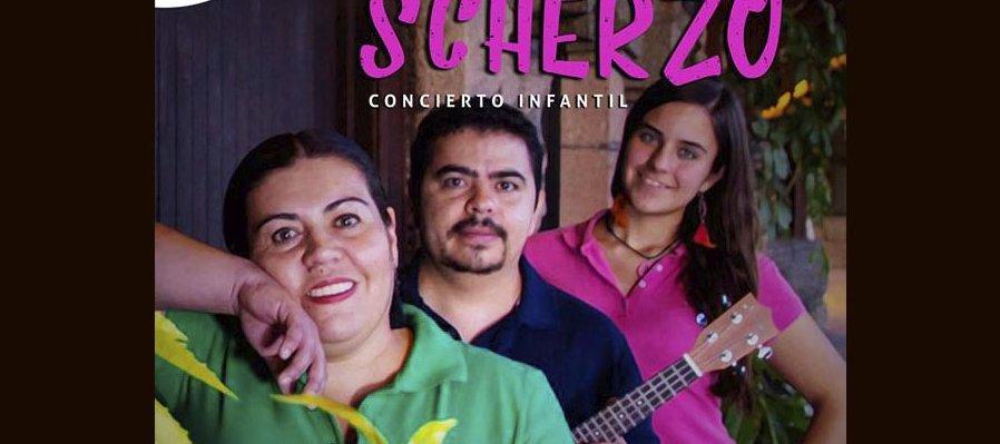 Encantando con Scherzo