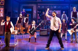 School of Rock. The Musical