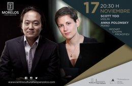 Scott Yoo & Anna Polonsky