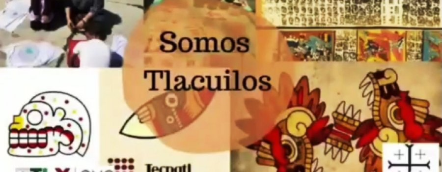 Somos Tlacuilos. Taller virtual para elaboración de códices