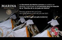 Concurso para la creación de la Marcha de la Armada de M...
