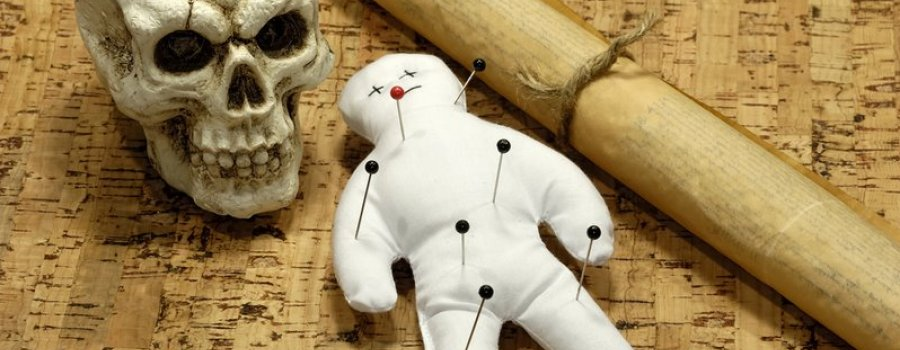 The Secrets of Voodoo. Africa, Haiti and New Orleans