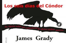 Los seis días del Cóndor, de James Grady