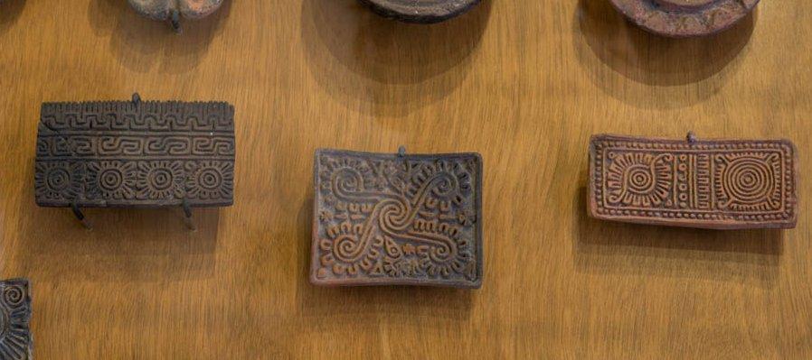 Sellos Prehispánicos