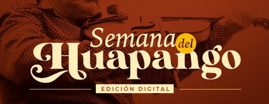 Tali Díaz y los Díaz del Real: Semana del Huapango