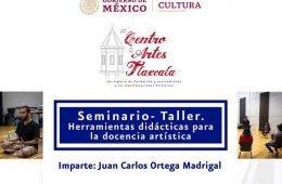 Seminario-Taller Herramientas Didácticas para la Docenci...