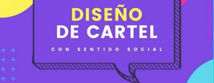 Diseño de cartel con sentido social