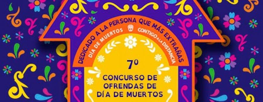 Verbena cultural de Día de Muertos 2020