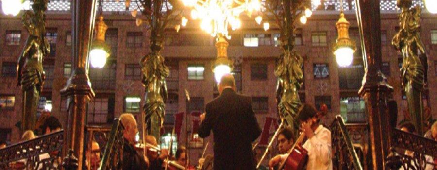 Serenatas Tradicionales de la Orquesta Típica
