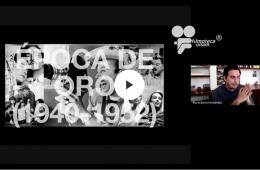 Sesión 3. La época de oro del cine mexicano