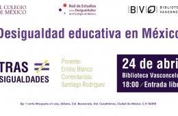 Desigualdad educativa en México