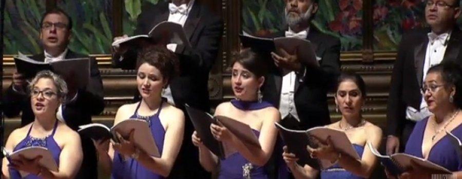 Coro de Madrigalistas. Shakespeare y Cervantes: 400 años