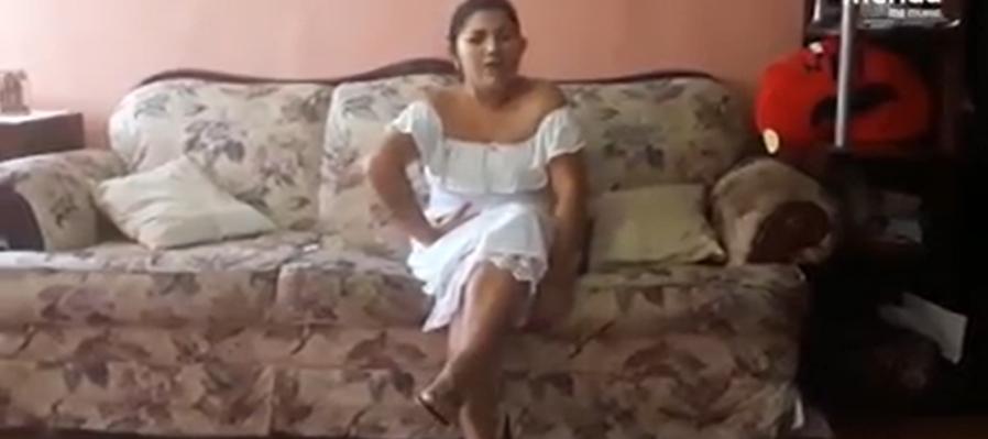 Llegó Doña Cruz