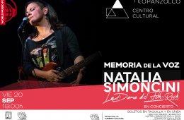 Natalia Simoncini. Voice Memory