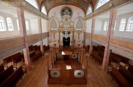 Visita guiada a la Sinagoga Histórica