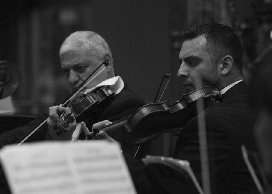 Concierto 3 de la Orquesta Sinfónica de Aguascalientes