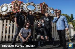 Troker. Singular- Plural