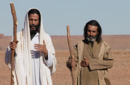 Sin ruido, los figurantes del desierto