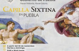 La Capilla Sixtina en Puebla