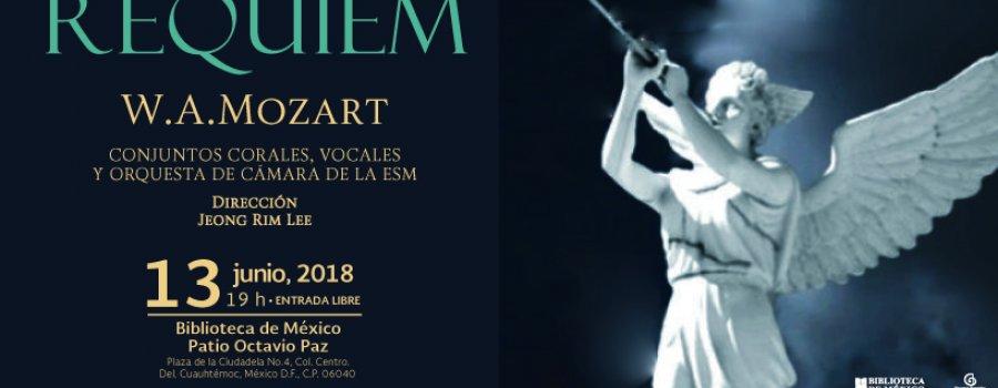 Requiem  W.A. Mozart