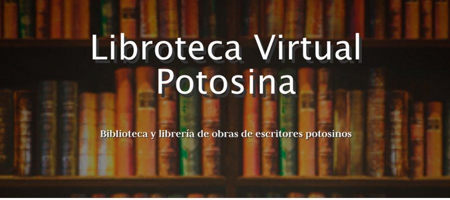 Libroteca Virtual Potosina