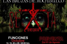 Supernatural, Sinister Rites from the Witches of Xochimil...