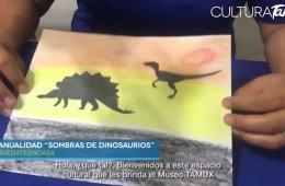 Sombra de dinosaurios