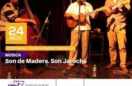 Son de Madera. Son Jarocho