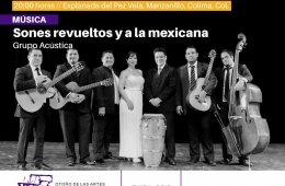 Sones revueltos y a la mexicana