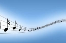 El sonido de la música