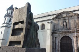 Dead in Nun Convents: Mexico City. Historic Downtown, Mex...
