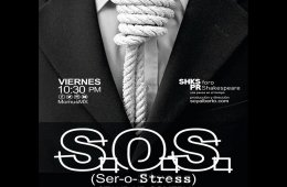 Stand up: S.O.S (ser-o-stress)