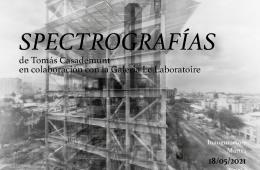 Spectrografías
