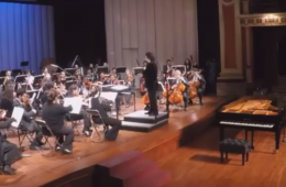 Dr. Anatoly Zatin y la Orquesta Sinfónica de Zacatecas