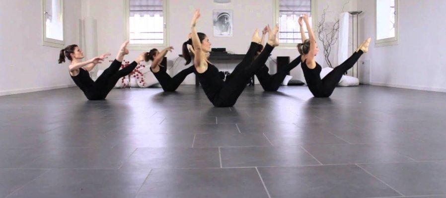 Stretching para jazz
