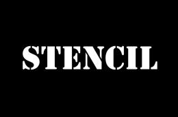 Sténcil