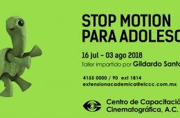 Curso de Stop Motion para adolescentes