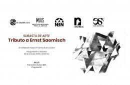 Subasta de Arte: Tributo a Ernst Saemisch