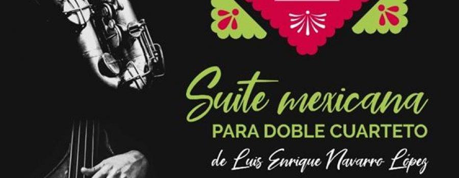 Suite mexicana para doble cuarteto