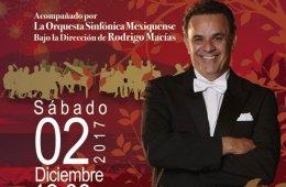 Suite navideña con Fernando de la Mora