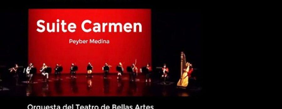 Suite Carmen, de Peyber Medina