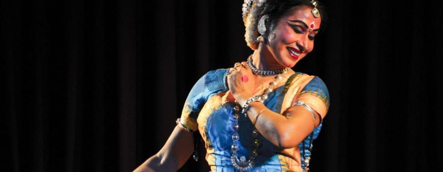 Nrityaarpana. Ofrenda de danza
